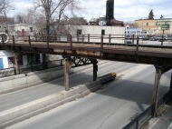 Dupont Bridge Before