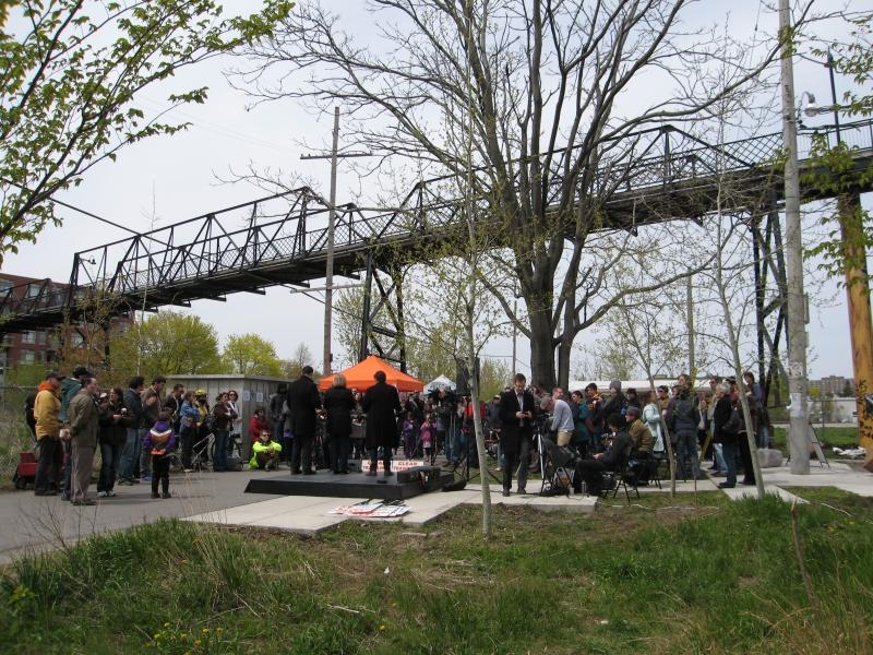 Wallace Bridge Event
