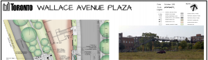 Wallace Plaza Design